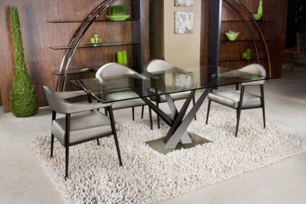 Elite Crystal Dining Table-74